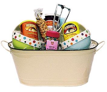 Gift Baskets From Bursta Baskets - Ice-Cream Parlour